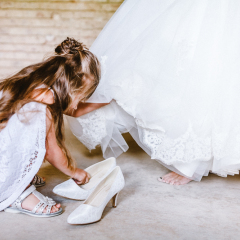 Cinderella Schuh
